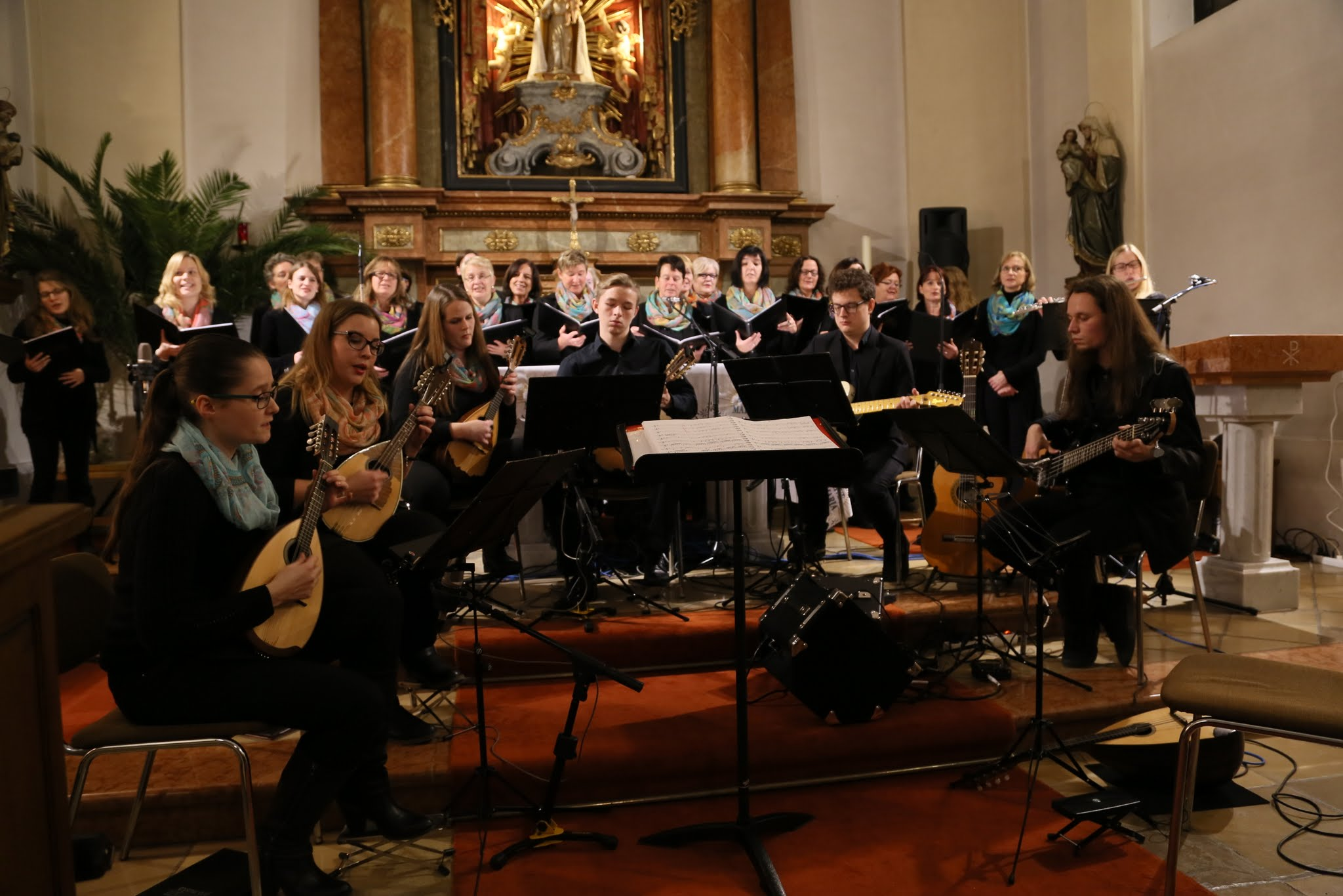 "Adventkonzert ""Joy to the World"""