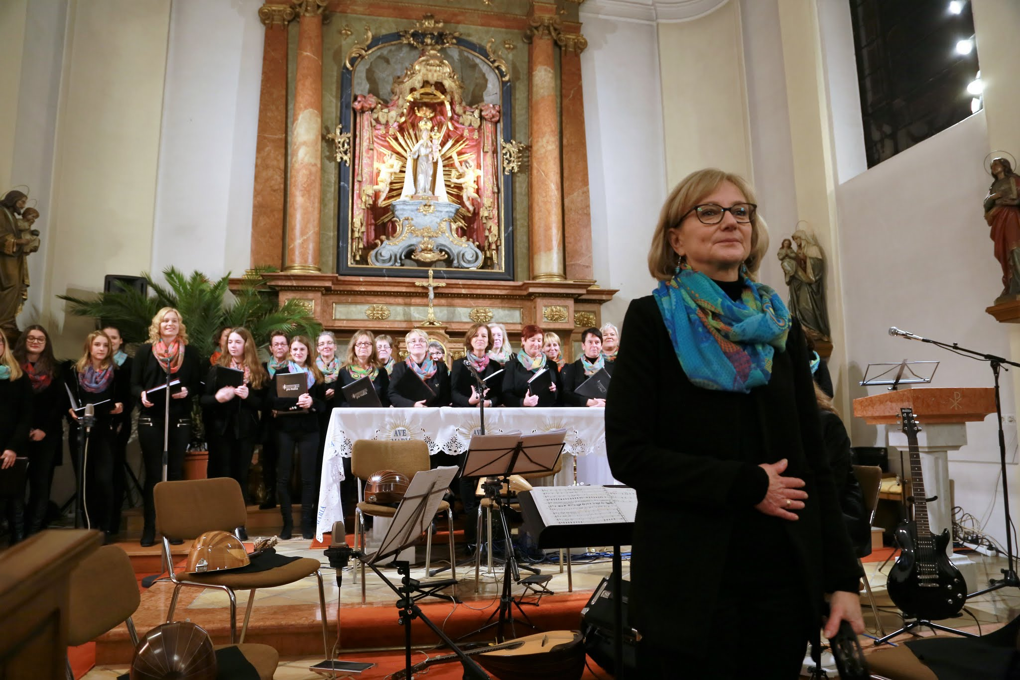 "Adventkonzert ""One Candle – One Light"""
